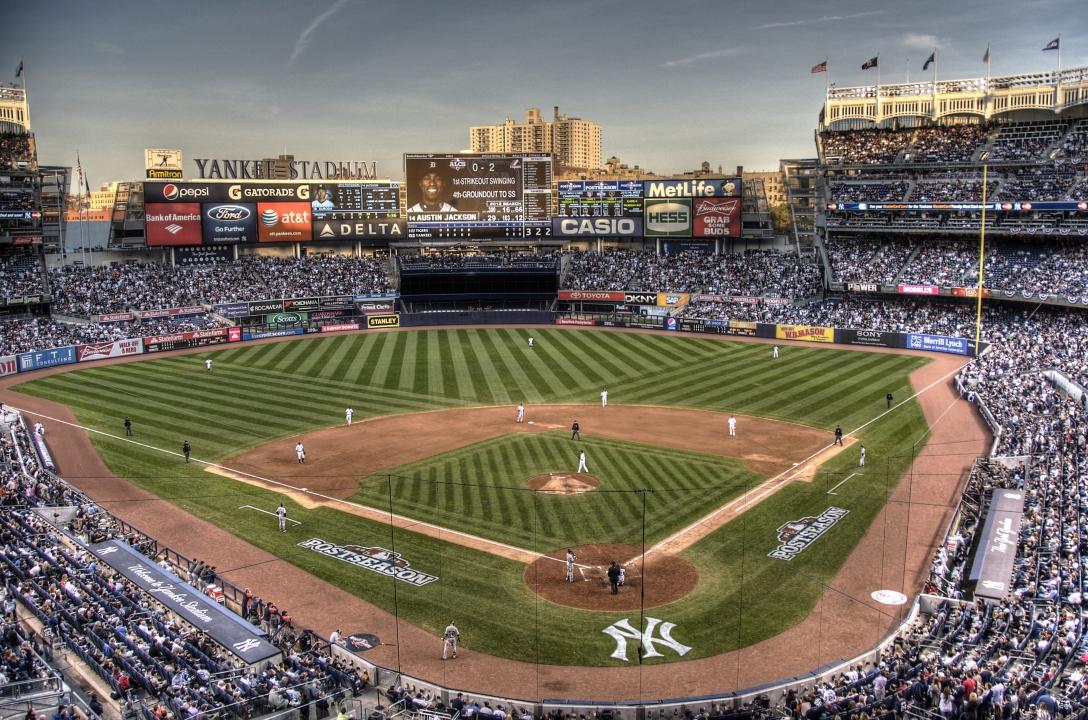 Yankee Stadium Hdr Jamesohara Net